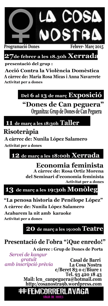 dones febrer-març