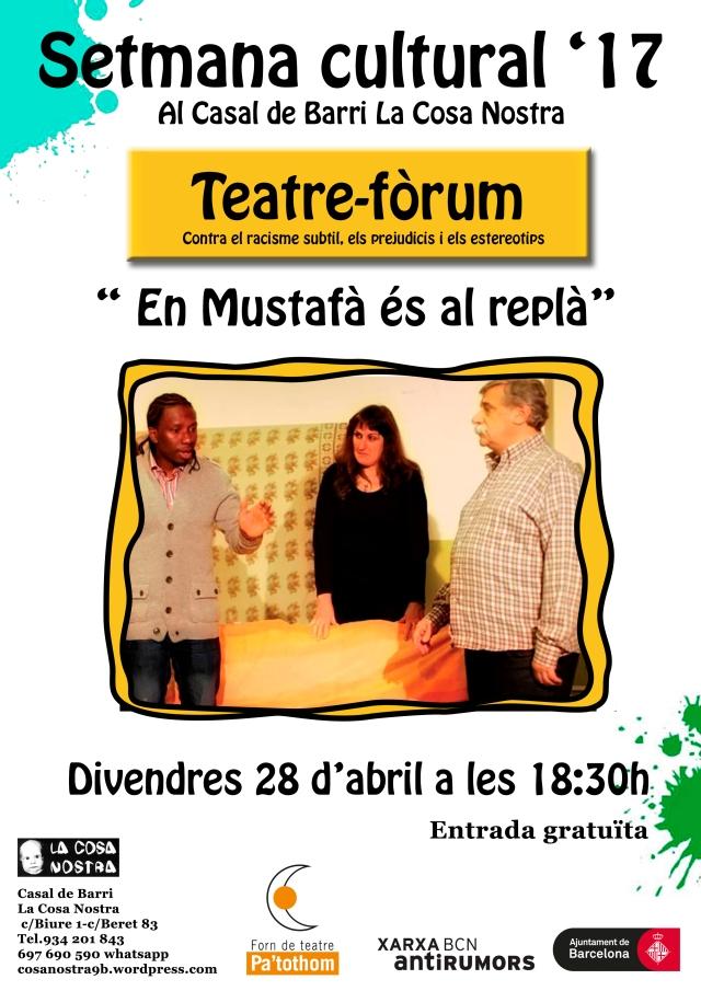teatre forum setmana cultural
