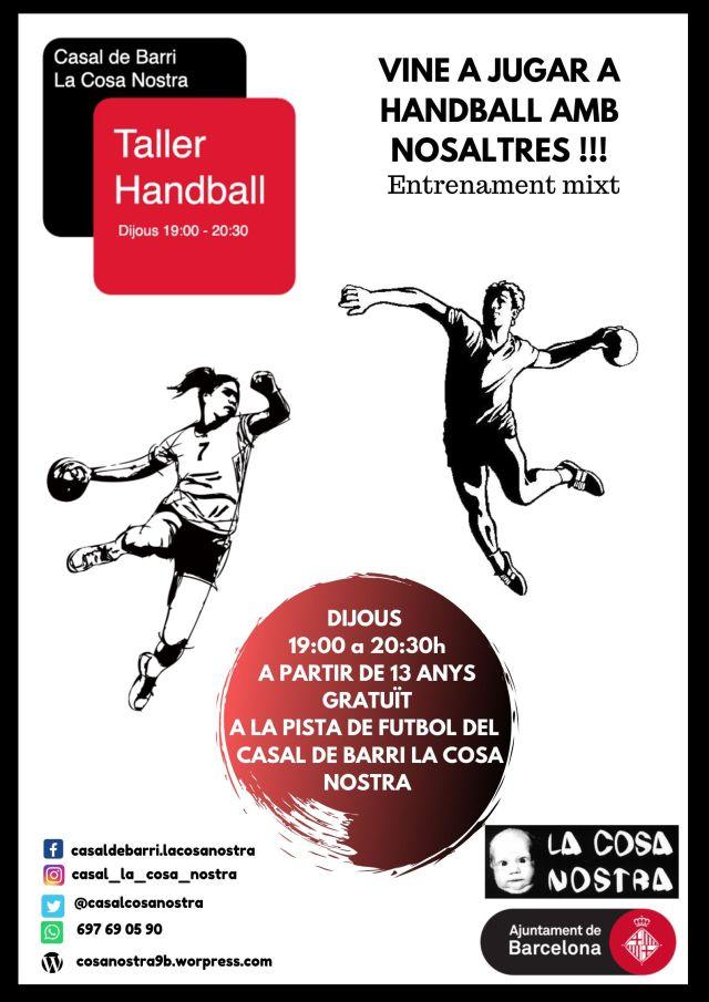 tallerhandball